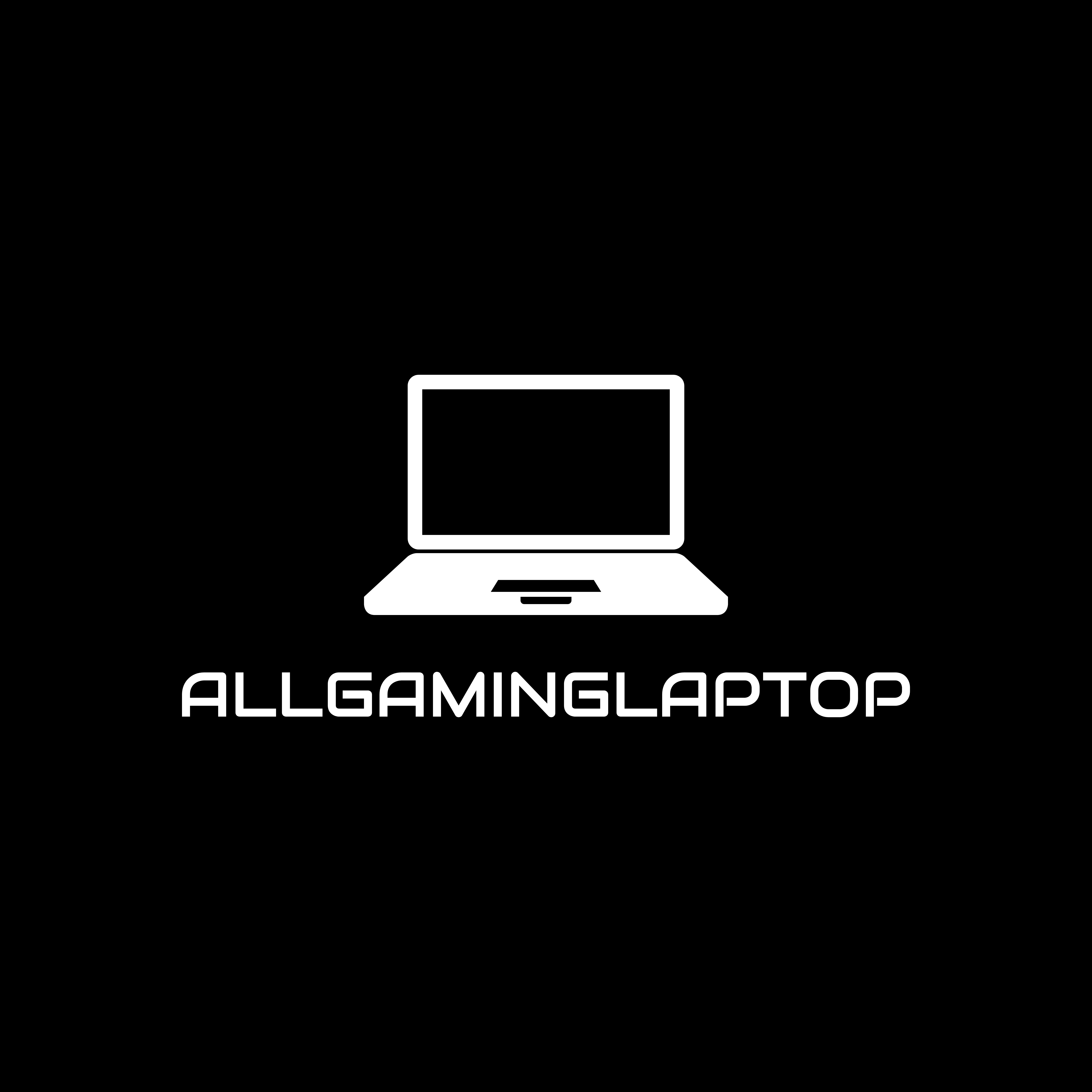 All Gaming Laptop